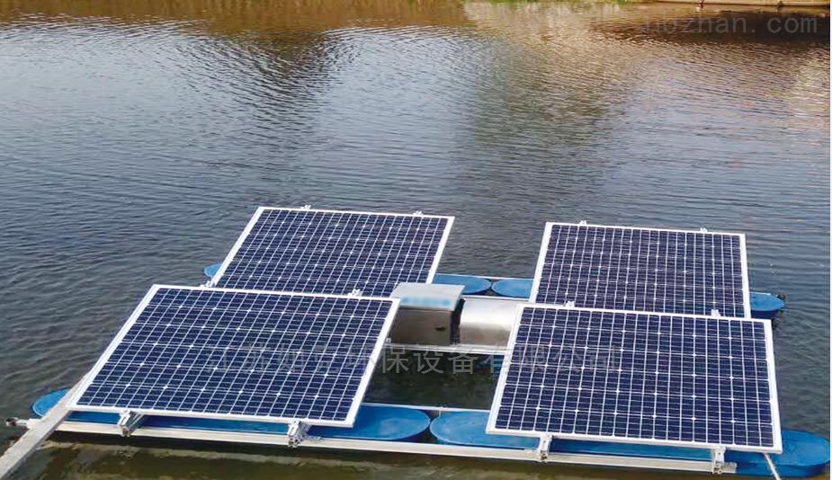 RSUN750-JC智能型400W解层式太阳能曝气机