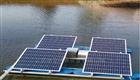 如克RSUN-YL50太阳能曝气机固定安装方式