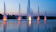 浮水喷泉曝气机