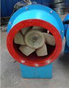 工礦企業低噪斜流通風機