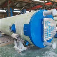 大型地埋式污水提升预制泵站