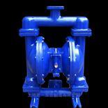 QBY工程材料气动隔膜泵