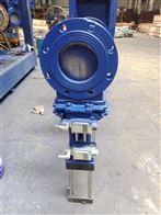 DMZ673XDMZ673X气动暗杆式刀形闸阀