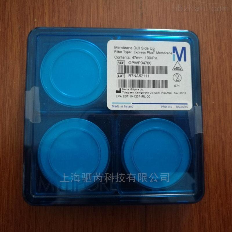 Merck Millipore聚醚砜过滤膜PES滤膜0.22um孔径GPWP02500