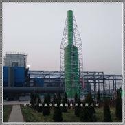 不锈钢玻璃钢氯化氢净化塔