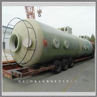 YJF-4两级喷淋填料净化塔