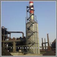 燃煤電廠大型脫硫塔