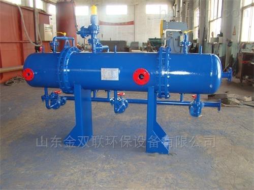 新型旋流式油水分离器技术