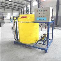 JH-P-1500PAM加药装置全自动一体机