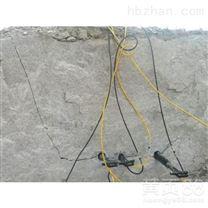 许昌硬岩石静态分裂劈裂机