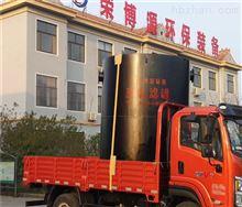 RBE无动力生态厌氧滤罐一体化生活污水处理设备