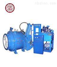 HS74X4活塞式液控调流调压阀