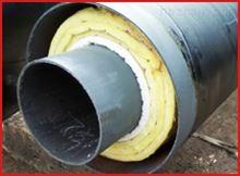 DN50-DN500预制钢套钢蒸汽保温管