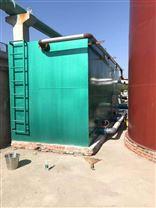 赤城县一体化净水设备安装现场