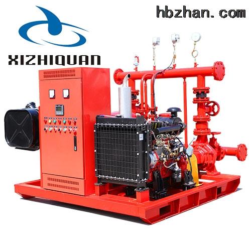 XBC型小型立式柴油机消防泵