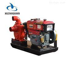 喜之泉小型柴油机消防泵