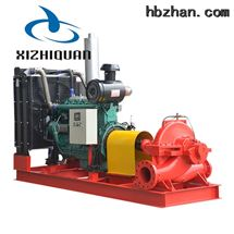 XBC-S型柴油机消防泵组