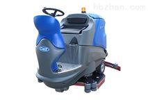 西安车站停车场用全自动驾驶式洗地机