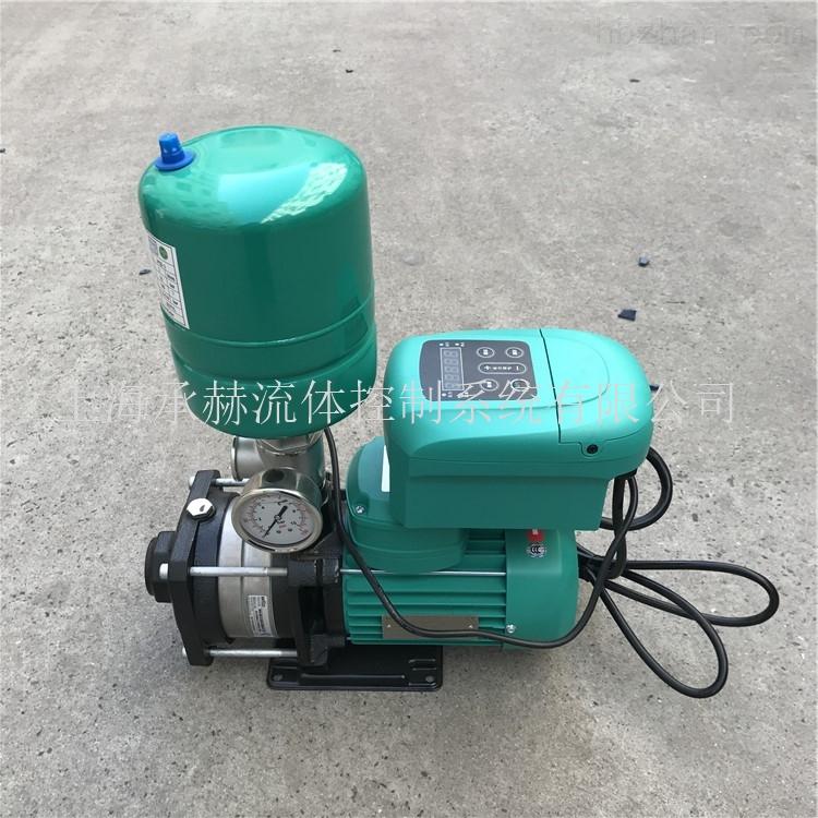 威乐wilo变频泵生活变频供水泵采购批发
