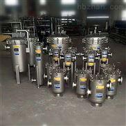 XYDL-3P2S-上海大流量不锈钢304/316L布袋式过滤器