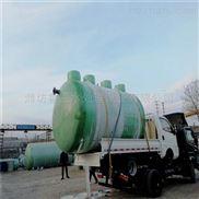 每天1000吨一体化生活污水处理设备
