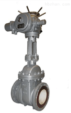 Q941TC電動耐磨陶瓷球閥供應