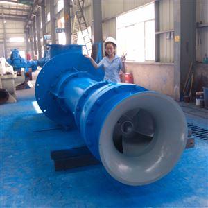 長軸液下排污泵