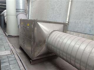 芜湖渔粉厂发酵恶臭净化设备