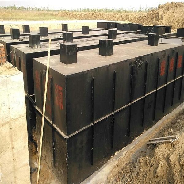 乡镇医院地埋污水处理设备运行模式