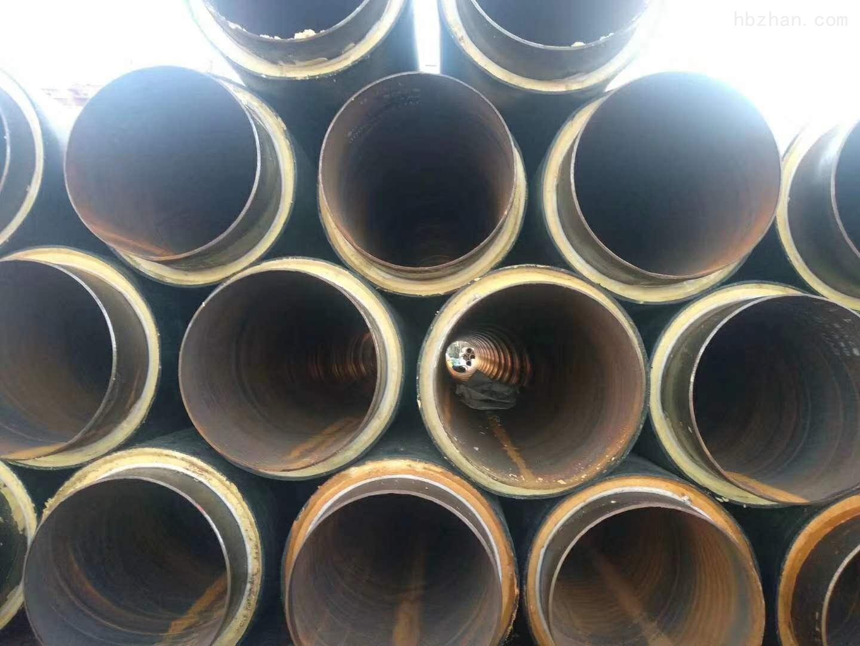 聚乙烯保温直埋式泡沫夹克管技术参数