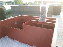 QF5T/H内蒙油库油罐车清洗废水处理设备