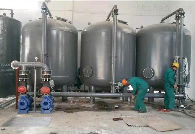四川碳钢石英砂过滤器设备厂家