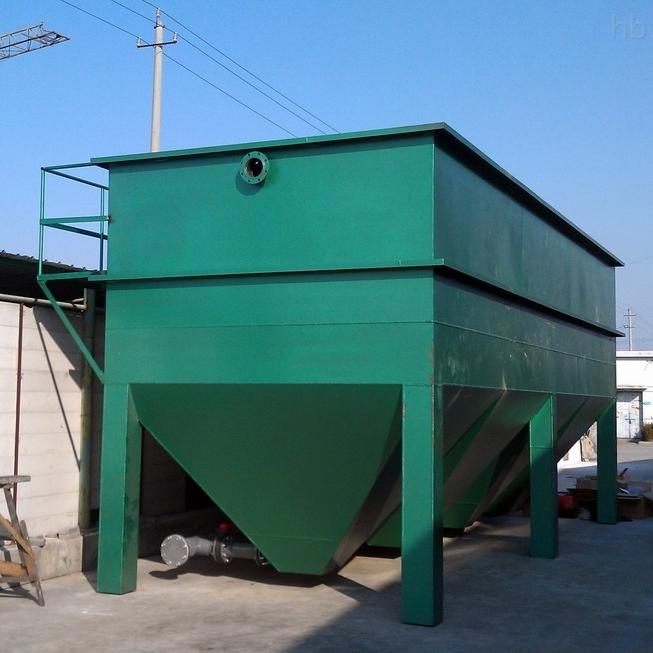 PLC全自动高效斜管沉淀池设备