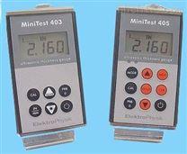 MiniTest403/405超聲波壁厚測厚儀