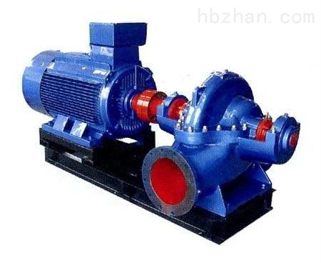 S(SH)型单级双吸清水离心泵