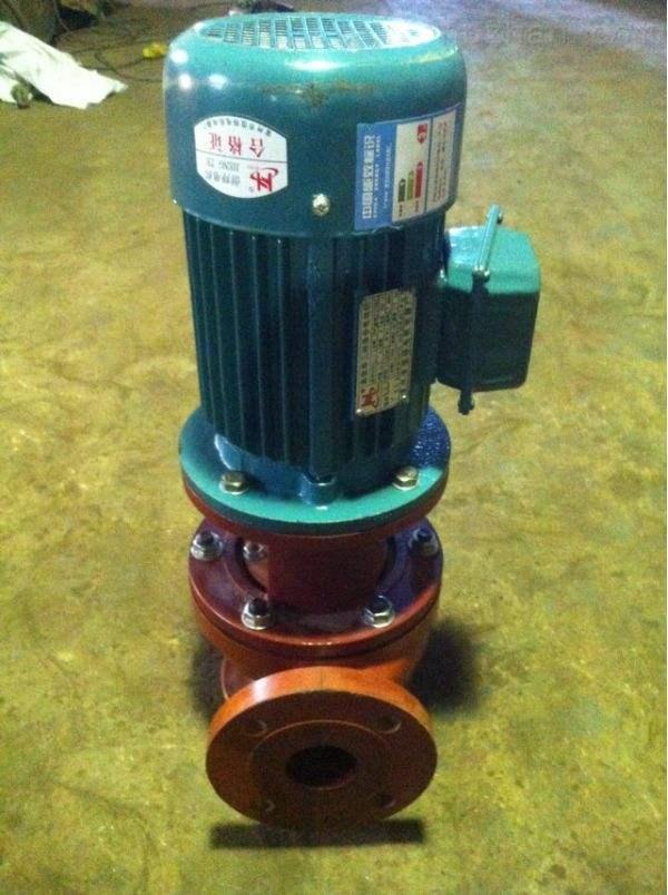 SL玻璃钢化工泵立式