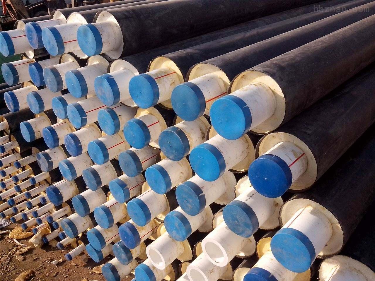 铁岭市预制直埋聚氨酯保温管厂家价格