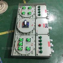 防爆动力照明配电箱-钢板防爆控制箱