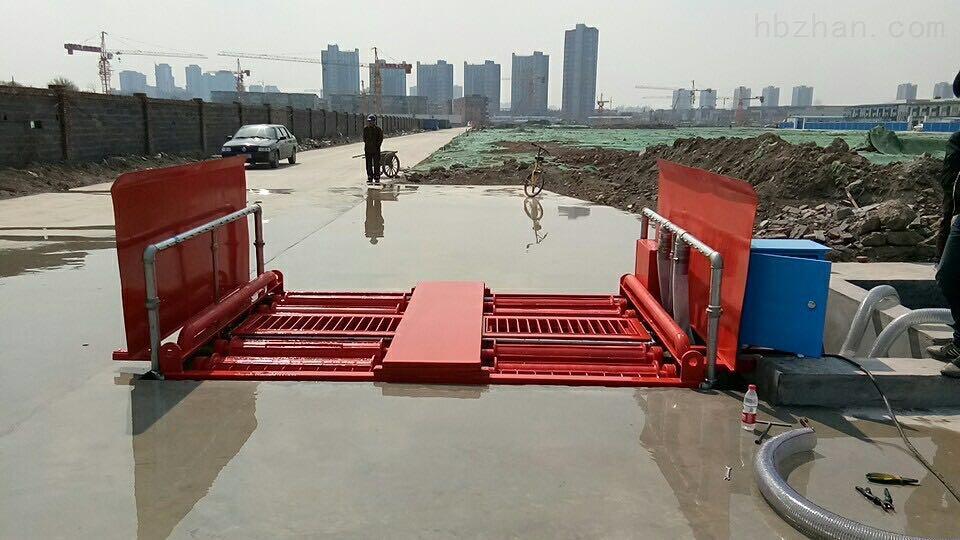 江西建筑工地洗车池