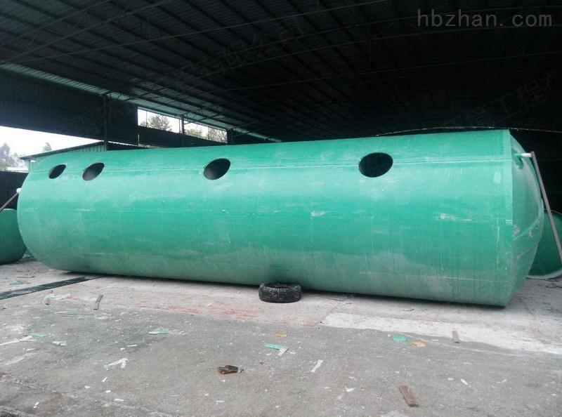 農家樂地埋式一體化污水處理設備型号