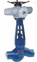 山東J961H-16P電動焊接截止閥山東電動閥門