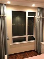湖南丹鹿隔音窗隔绝渣土、火车噪音