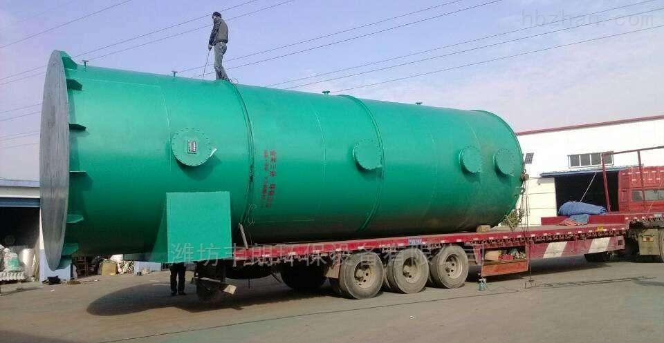 UASB厌氧反应器在污水处理中的应用