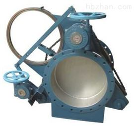 F343CX蝸輪扇形盲板閥