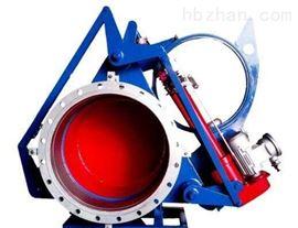 F743X液動扇形盲板閥