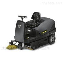 凯驰驾驶式清扫车,自动扫地机KM100/100RP