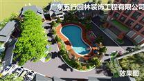 专业承接广州别墅大花园设计