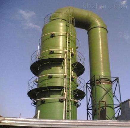 4吨锅炉脱硫除尘塔
