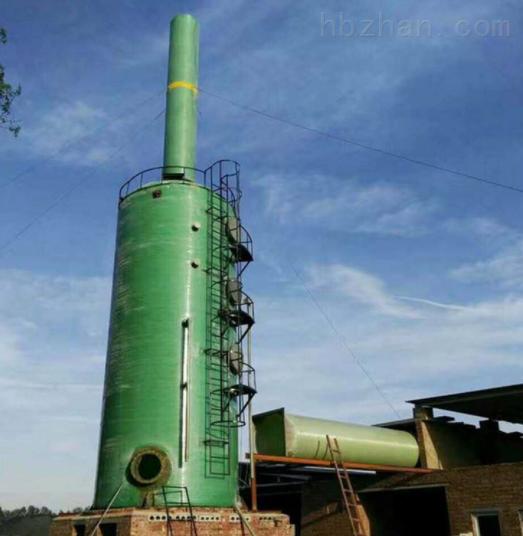 火电厂脱硫塔