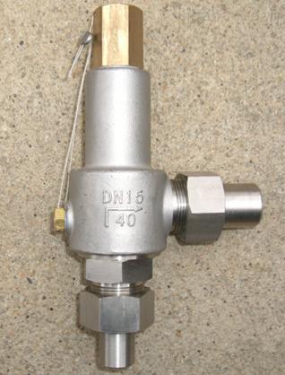 安全阀DAH-25 DN25
